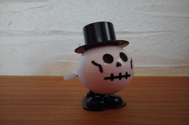 ハロウィンのおもちゃ